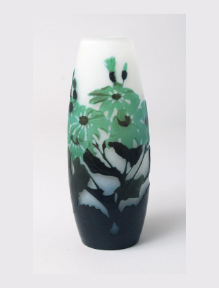 Black Eyed Susan vase