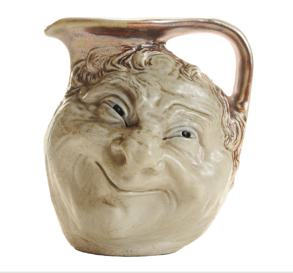 Double Face Jug