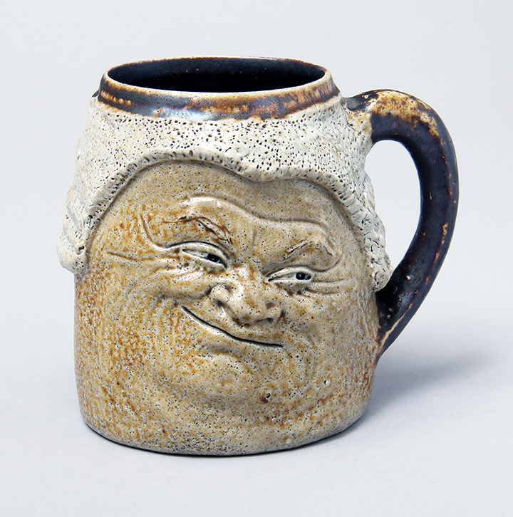 Double-Face Barrister Mug