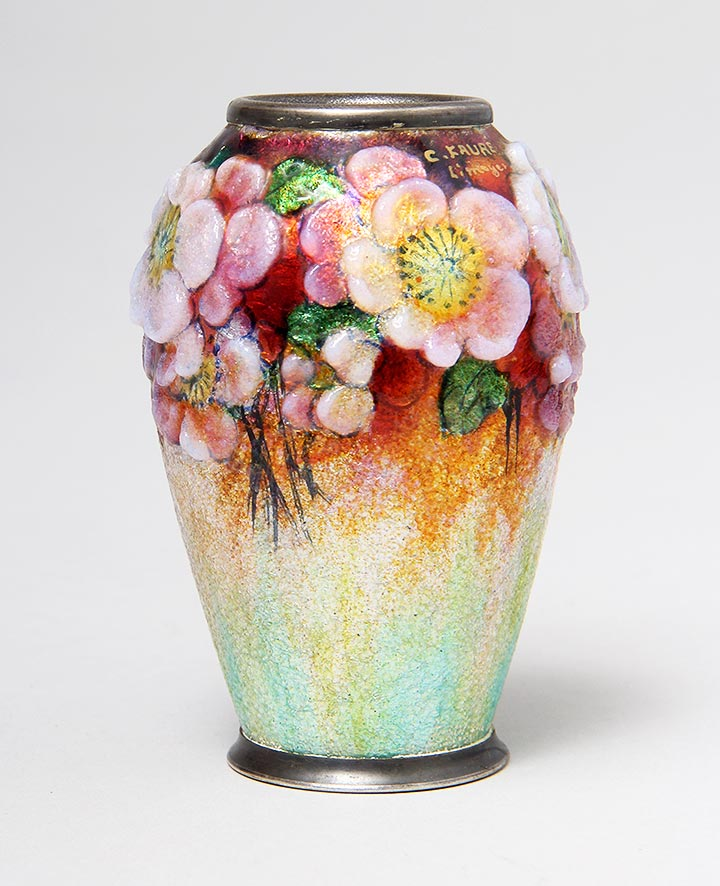 View Collection, Fauré Floral Vase
