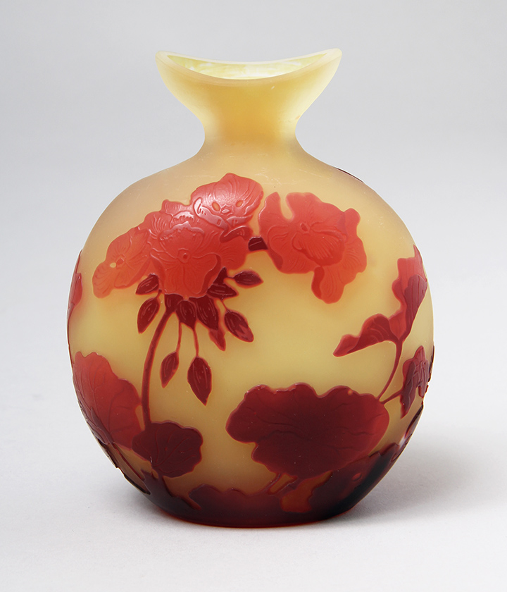 Chasenantiques French Glass Gall Galle