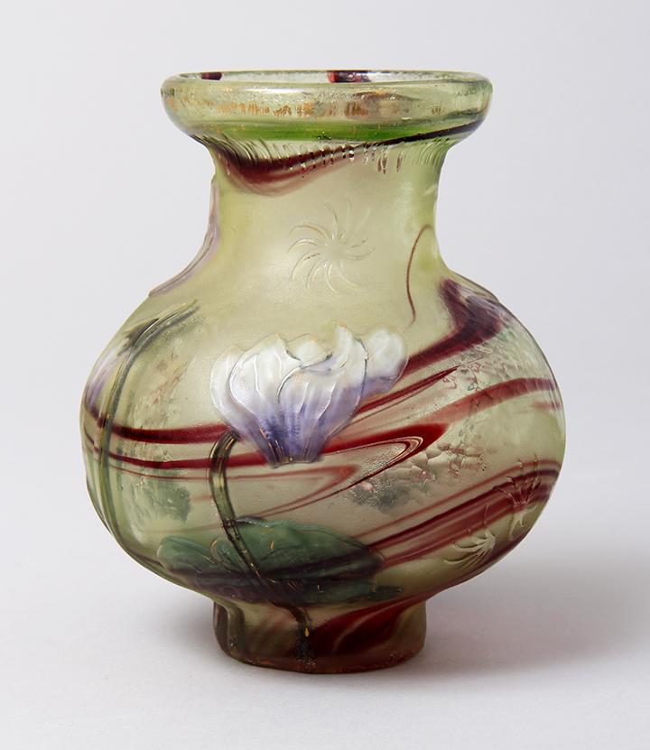 Chasenantiques French Glass Burgun Schverer
