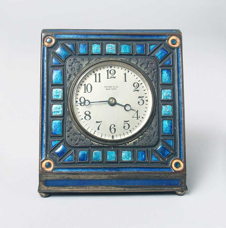 Art Deco, Tiffany Art Deco clock