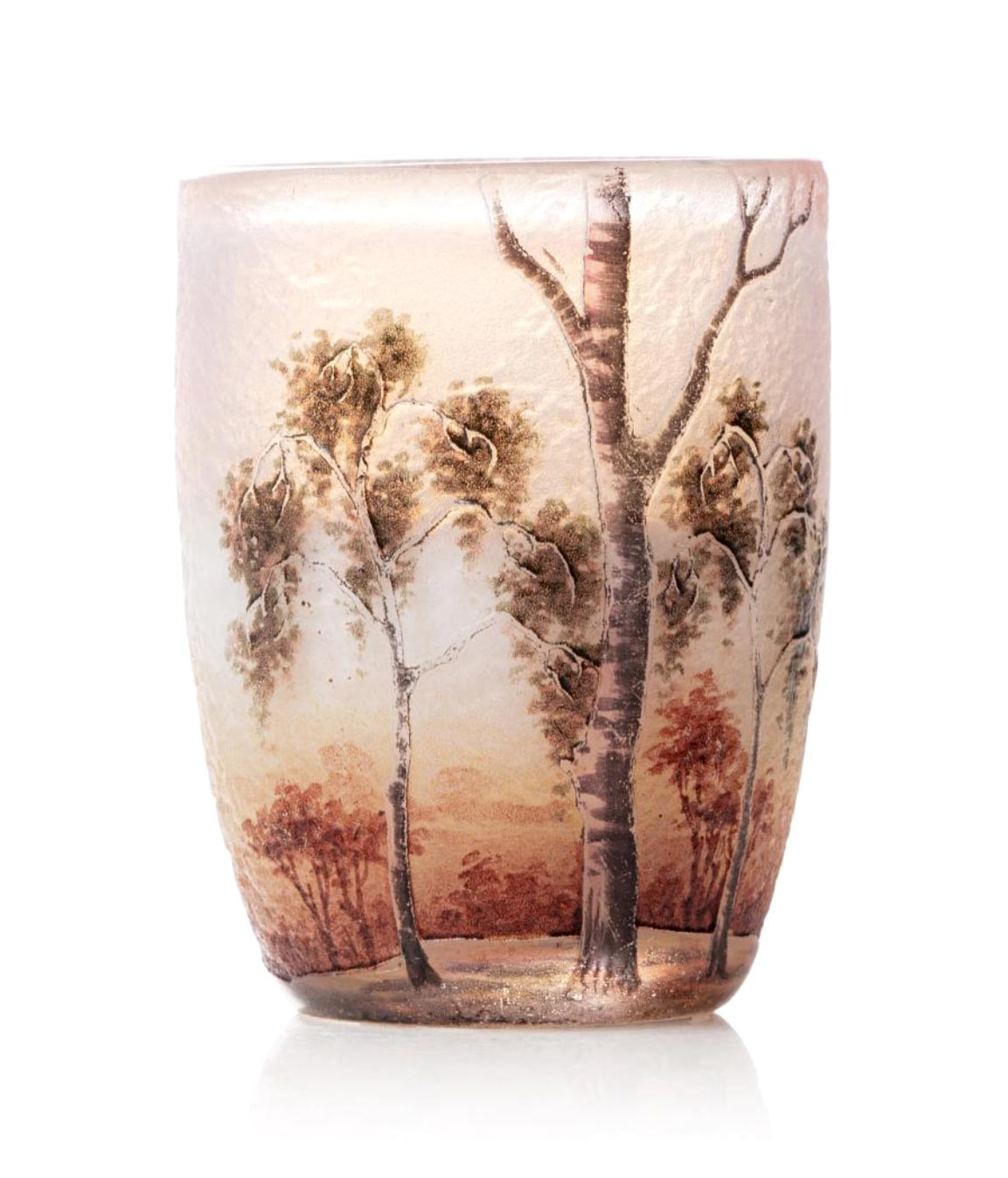 Miniature Birch Tumbler