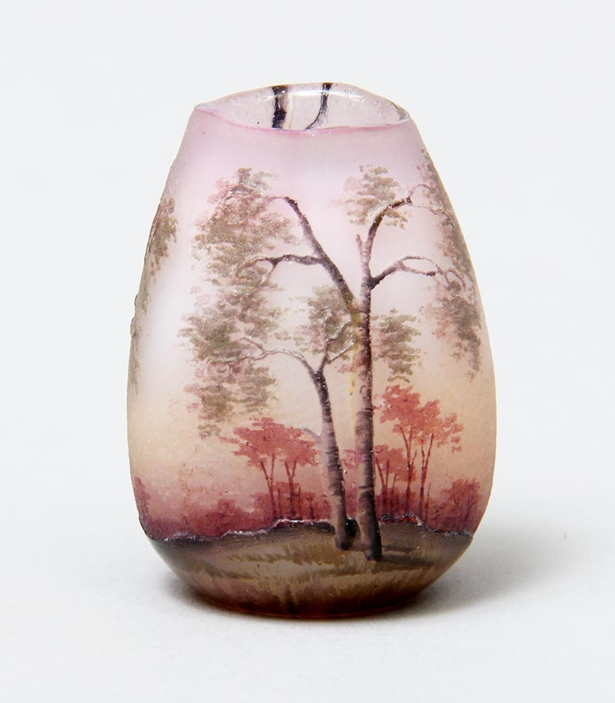 Miniature Birch Scenic Broken Egg
