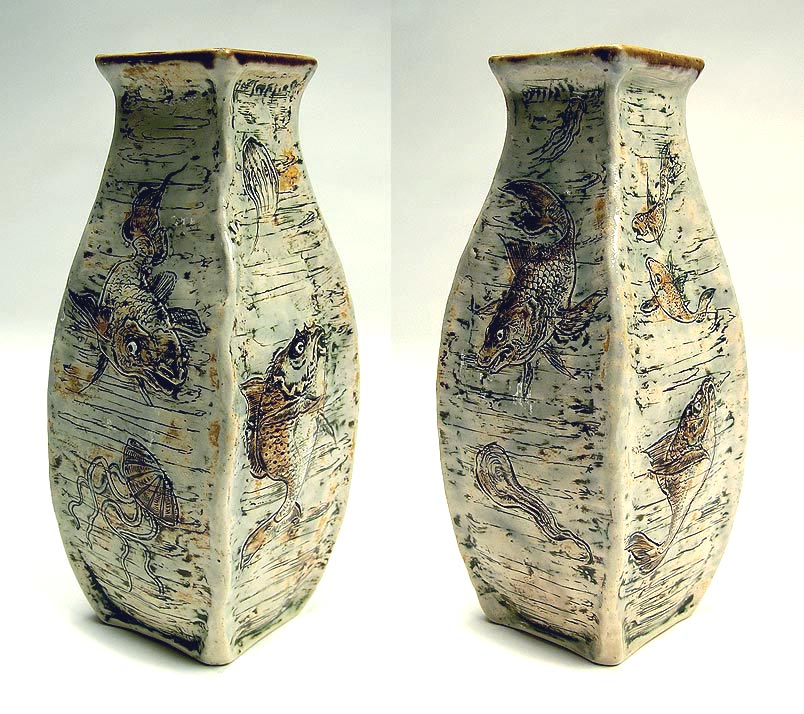 Martin Brothers, Vase