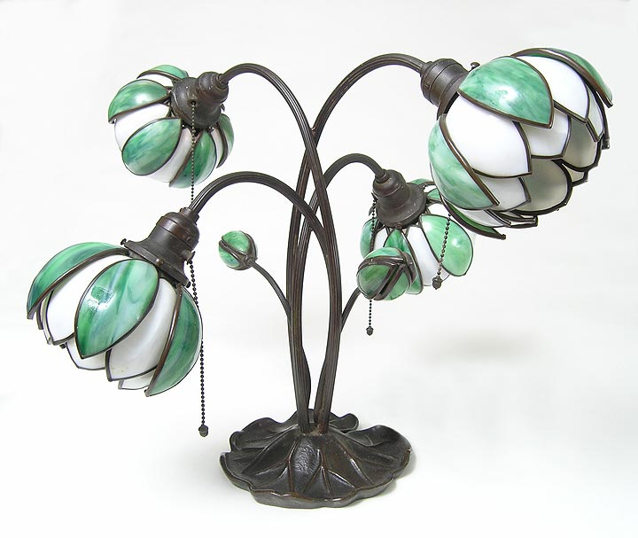 Pond Lily Table Lamp