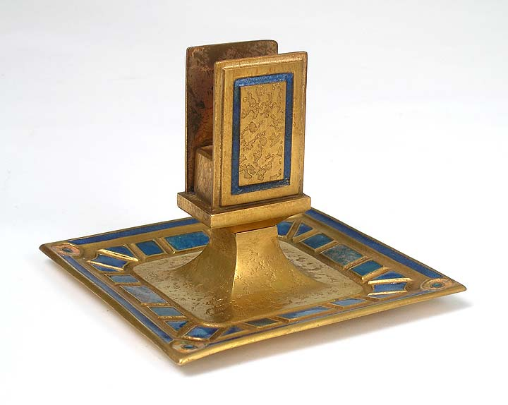 Art Deco, Matchbox holder/ashtray