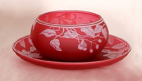 Finger Bowl & Underplate