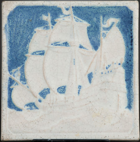 Decorated Tile