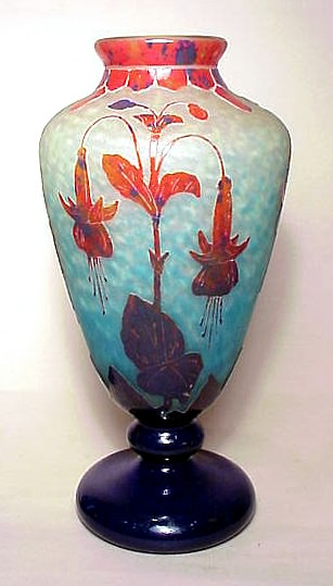 Chasenantiques French Glass Le Verre Franais