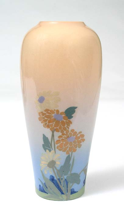 Jewel Porcelain Vase